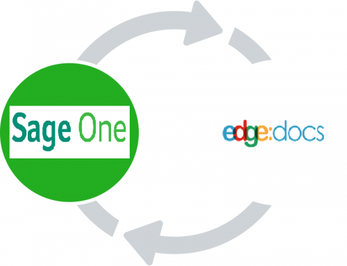 Announcing Sage One integration for Edgedocs