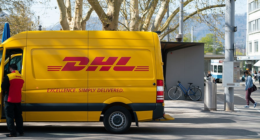 How to use DHL within EdgeCTP