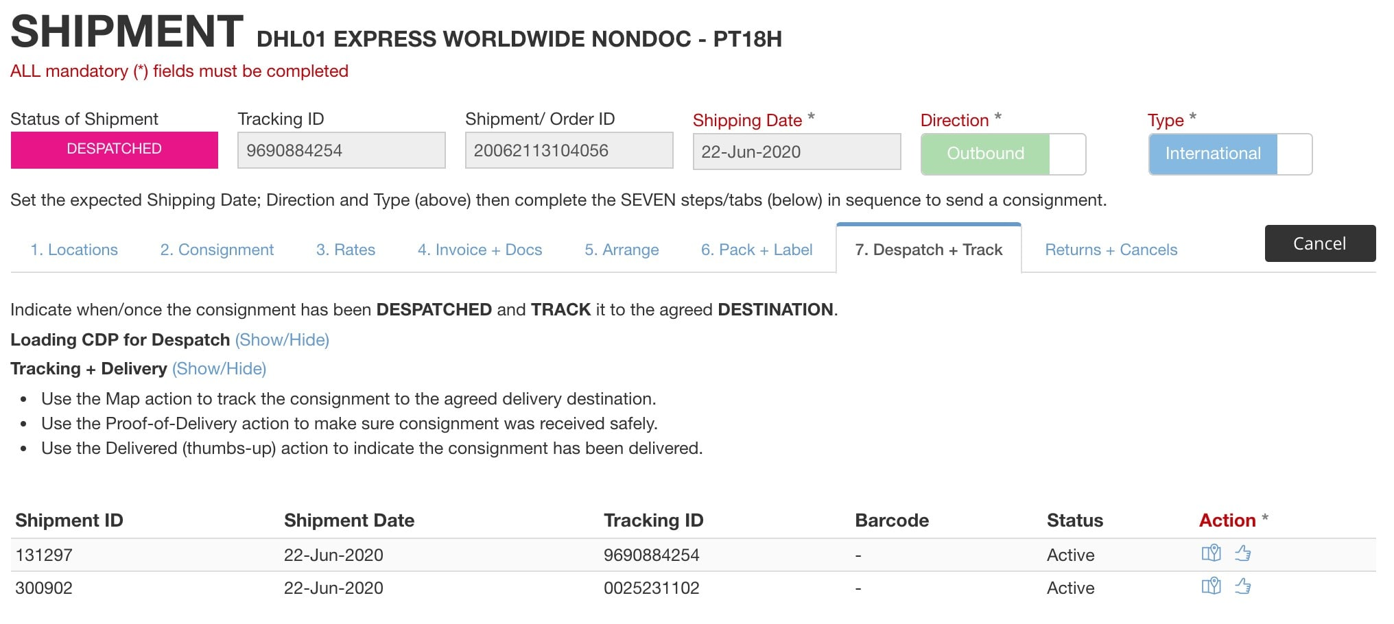 shipment-despatched-view