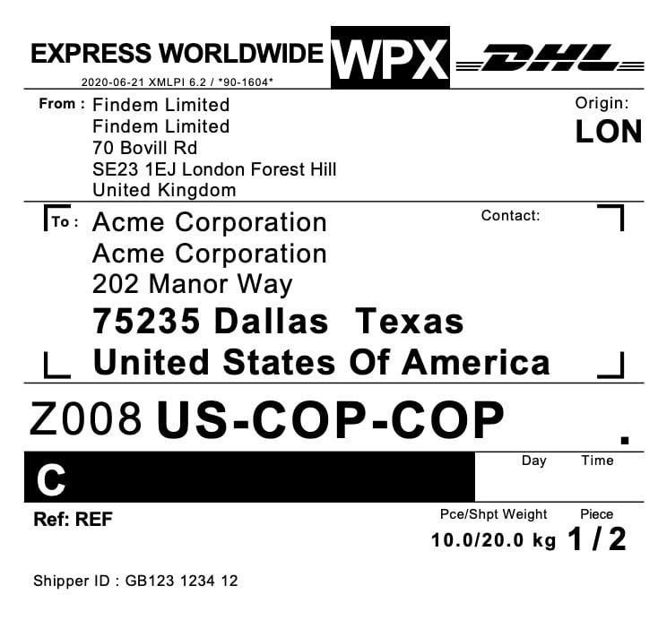 shipment-label-view