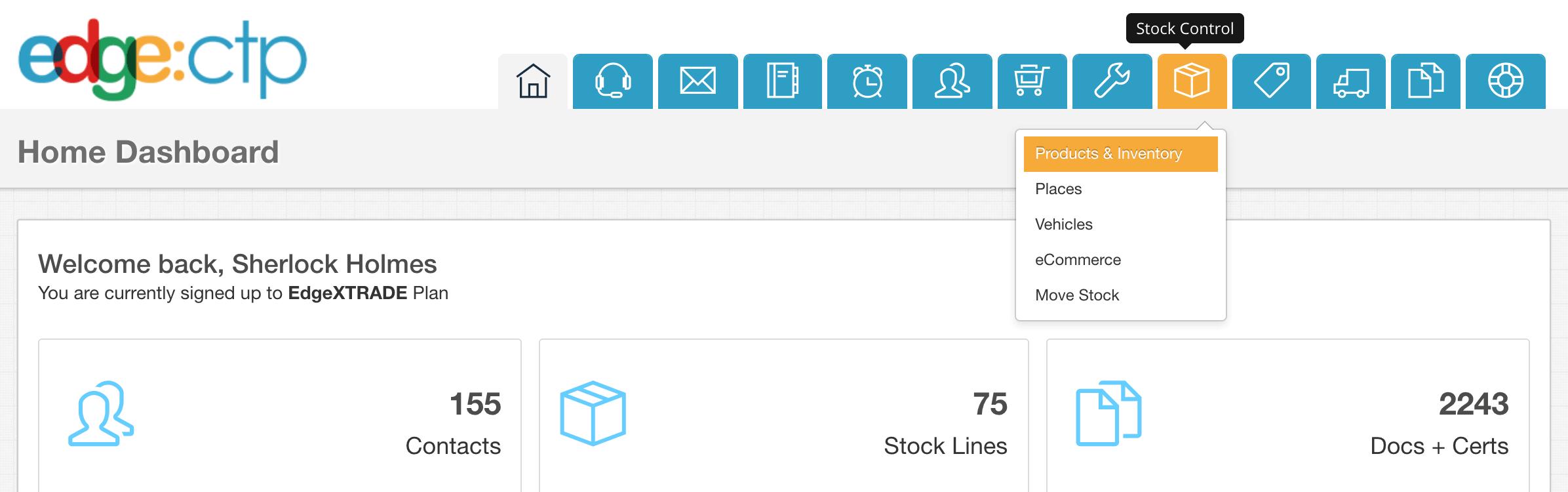 EdgeCTP-dashboard