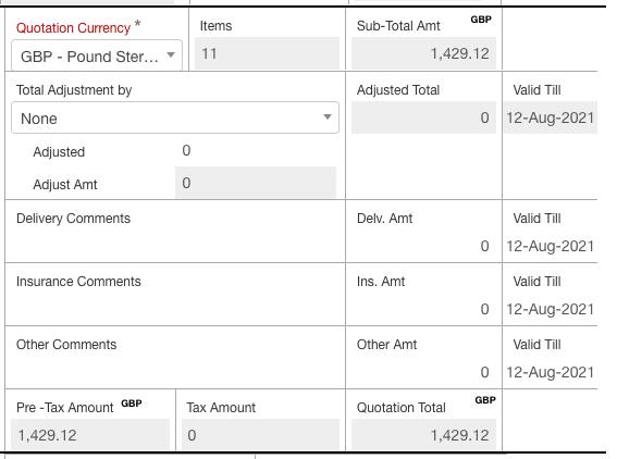account-calculations